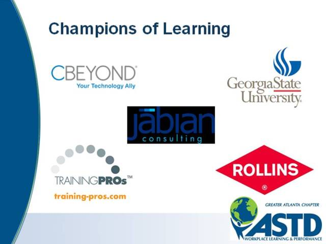 2013 Champions of Learning